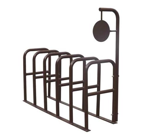 Bike rack 45