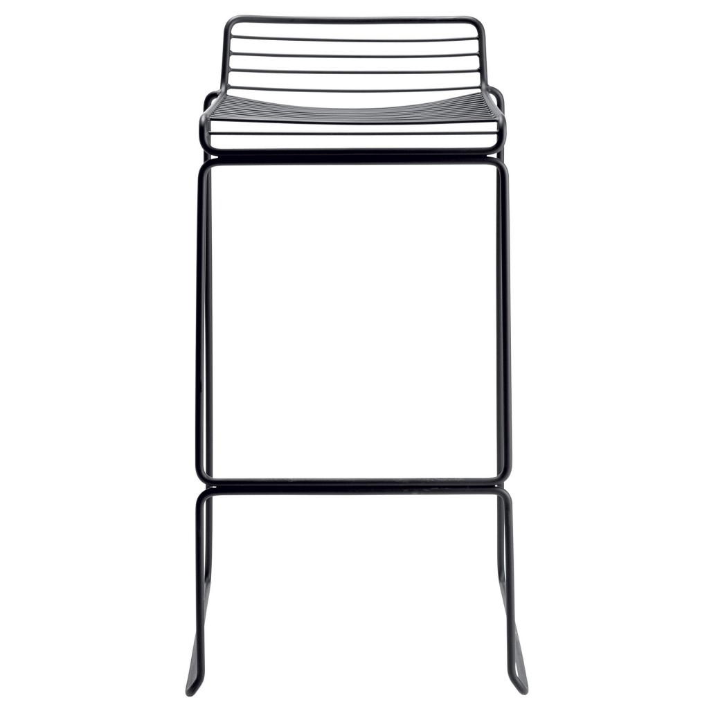 Hee bar stool - Black
