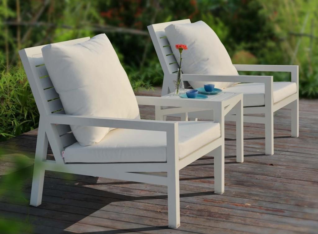 Dresden Club Chair Set Blume Living