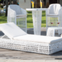 Dynasty sun lounger