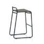 Harp bar stool