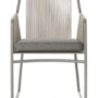 Harp dining chair