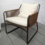 Harp lounge chair