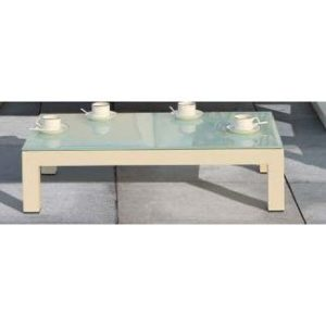Malik coffee table
