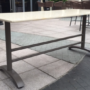 Long bistro table -1