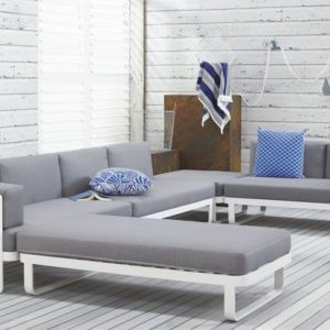 Pontoon modular sofa