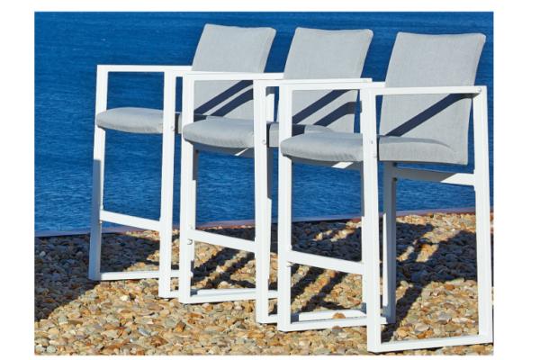 Retreat bar stool