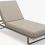 Ripon sun lounger