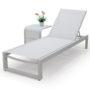 York sun lounger