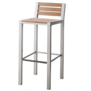 Polywood bar chair